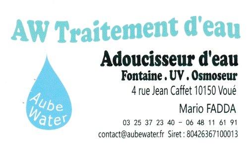 Aube Water