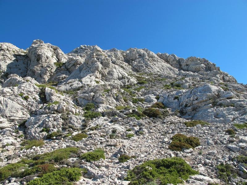 face ouest du Massanella