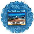 Turquoise sky, yankee candle