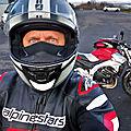 200km en moto entre vendredi 18 et samedi 19 décembre 2020