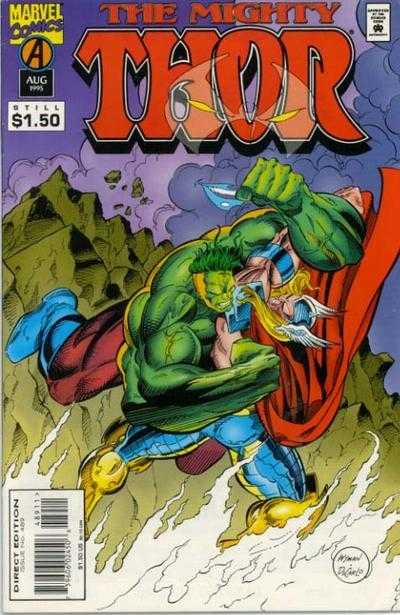 mighty thor 1966 489
