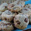 Cookies à la pralinoise