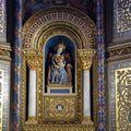 Basilique Notre Dame de Buglose, le choeur