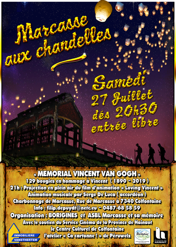 Affiche Chandelles 2019 - version finale