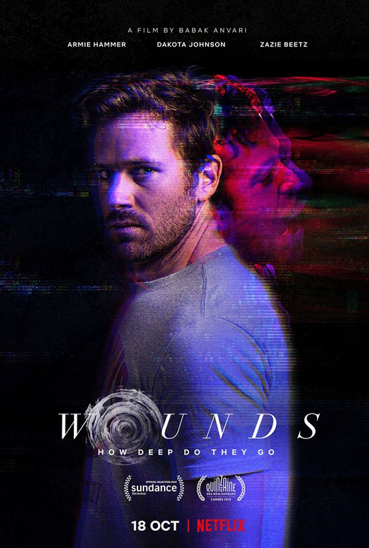 Wounds affiche