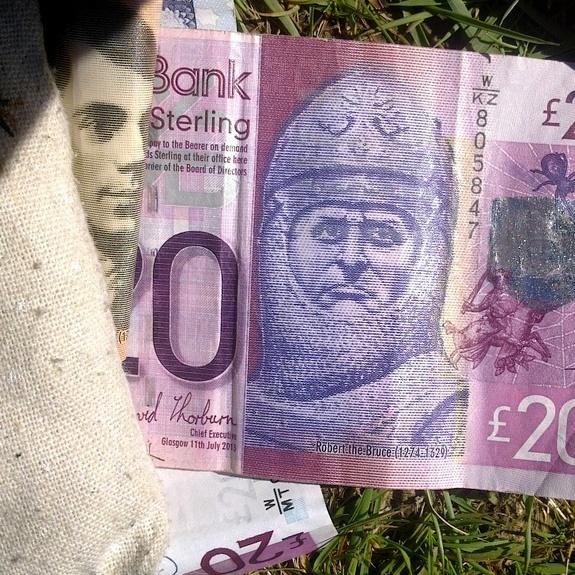 Les jolis billets de banque