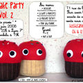 Red cake party vol2