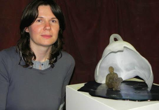 Muriel Chéné Artiste verrier sculpteur