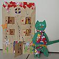 bricolage, collage, peinture des enfants (2014)