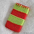 Crochet 2013 - Etui Smartphone Iphone 02