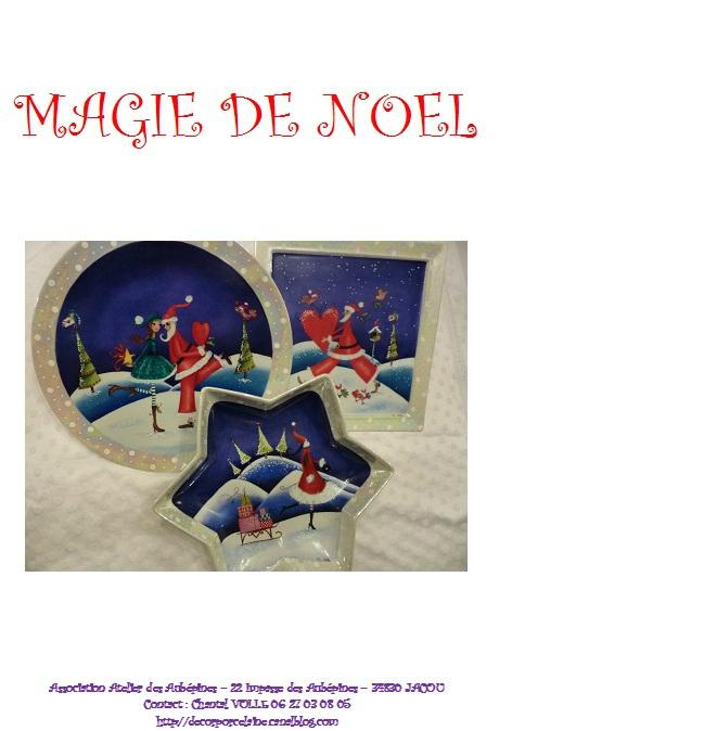 FICHE 18 Magie de Noel