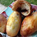 Petits pains au lait (sans oeuf) - à partir de 9 mois