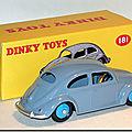 Dinky Atlas VW Coccinelle B 2
