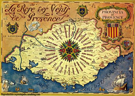 La_rose_des_vents_de_Provence
