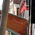 Pont et pigments, Dorsoduro