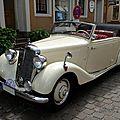 Mercedes benz 170v cabriolet b, 1937