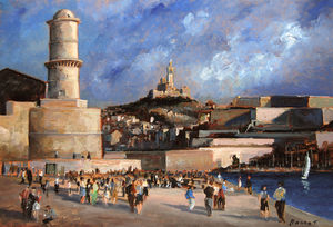Marseille_Fort_Saint_Jean