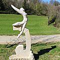 Sculptures aux 4 vents, où l'art en plein air… !