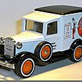 Ford Model A Pratts 1