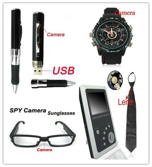How To Make Spy Gadgets With Stuff At Home