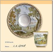Immagine Saca Ceramica d'arte Castelli