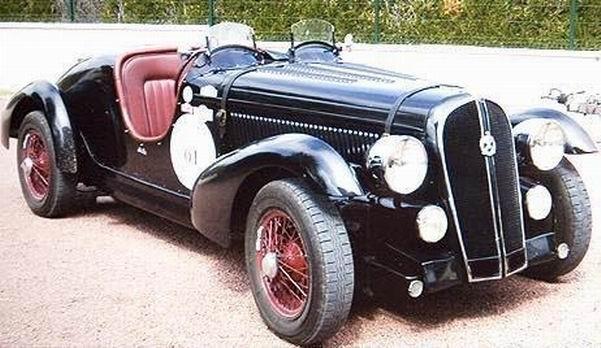 1939 - HOTCHKISS - Roadster