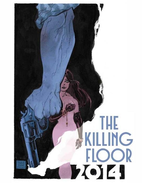 tim sale the killing floor 2014