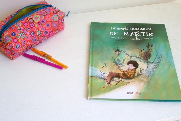 Trousse + livre