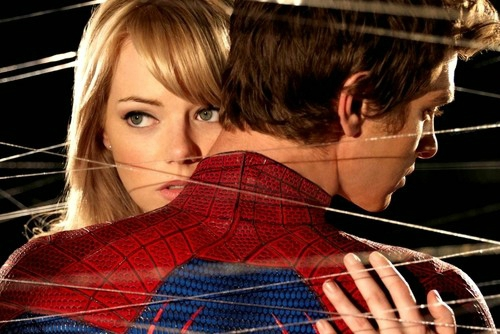 Peter Parker et Gwen Stacy