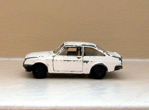 Ford escort RS 2000 de chez Matchbox (1978) 02