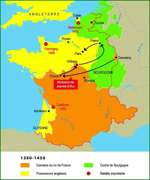 France 1380-1450