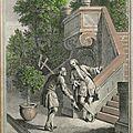 Contrat passé entre le marquis de villeneuve et son jardinier