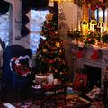 Noël dans la maison victorienne