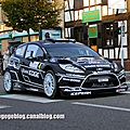 Ford fiesta RS WRC (Latvala)(Rallye de France 2011) 01
