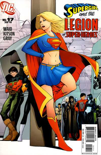 supergirl and the legion of super-heroes 2005 17