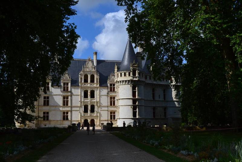 chateau d'azay le rideau (16)