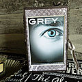 Mini album 50 nuances de grey