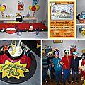 Les 7 ans de télio : pokemon - skylanders