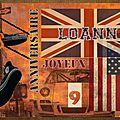 Carte Anniv Loann 9ans