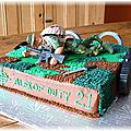 Call of duty cake 1