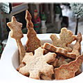 Biscuits allemands de noël (thermomix ou pas )
