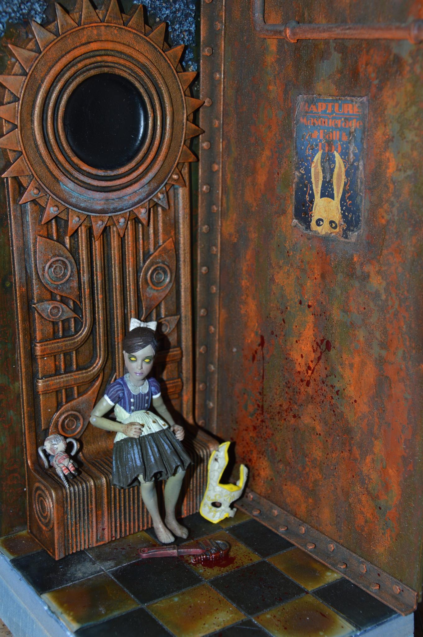 Diorama Bioshock 02