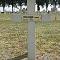 Soldat Louis Georges VERCASSON