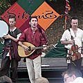 SIKINIS - Festival de Namur (Belgique) juillet 2009