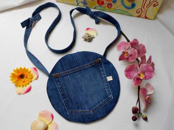 Sac Lune Jeans Bulle (1)