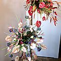 Exposition florale versailles à la française suite
