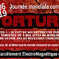 Journée internationale contre la torture (ii)