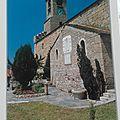 Vernet les bains - église St Saturnin