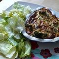 Tarte brocolis-roquefort vorwerk