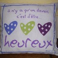 coussin Lilipoint